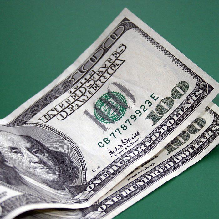 Two hundred dollar billsSimilar images: