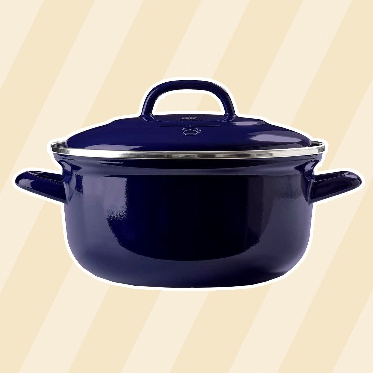 Lightweight: BK's Steel Dutch Oven