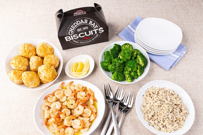 Red Lobster family Meal Deals