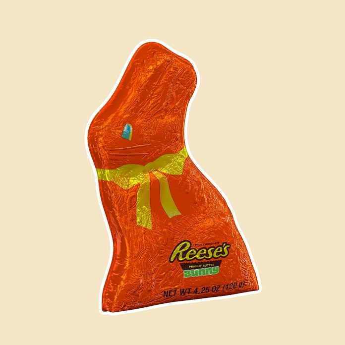 best easter candy Reeses Peanut Butter Bunny