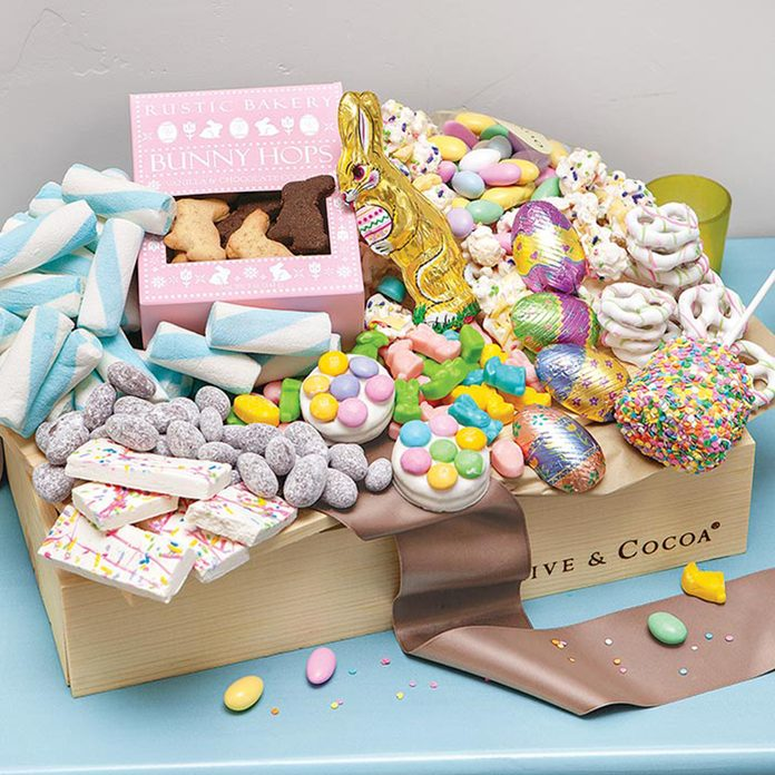 Bunny Hop Crate best easter candy