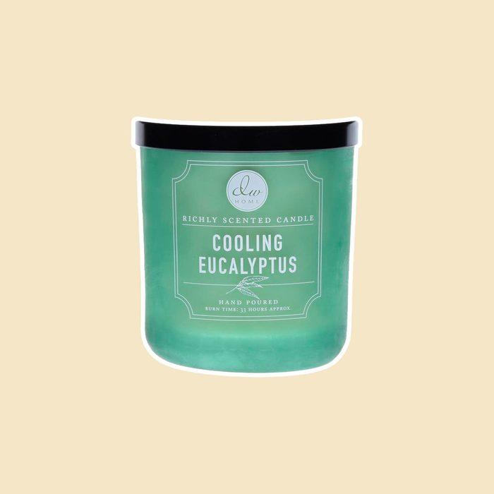 COOLING EUCALYPTUS candle