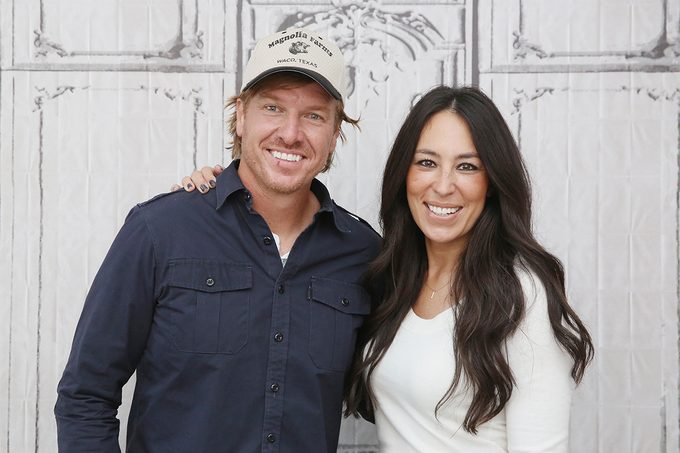 """NEW YORK, NY - OCTOBER 19: The Build Series presents Chip Gaines and Joanna Gaines to discuss their new book """"The Magnolia Story"""" at AOL HQ on October 19, 2016 in New York City. (Photo by Mireya Acierto/FilmMagic)"""