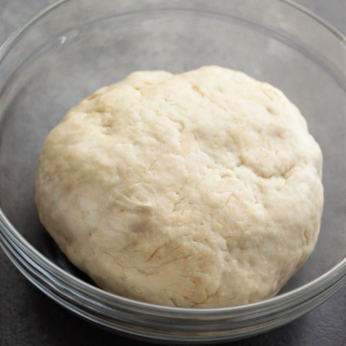 how to make naan dough