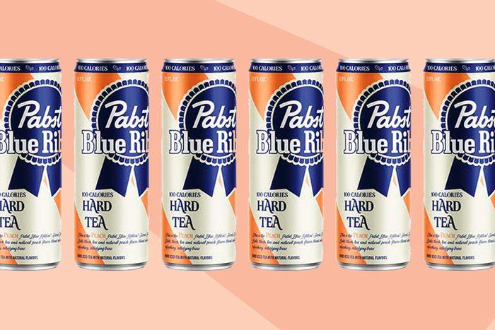 pbr Hard Tea: Peach