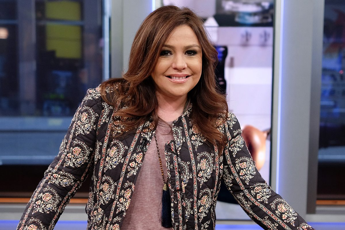 NEW YORK, NY - FEBRUARY 17: Rachael Ray visits Fox & Friends at FOX Studios on February 17, 2016 in New York City. (Photo by D Dipasupil/Getty Images)