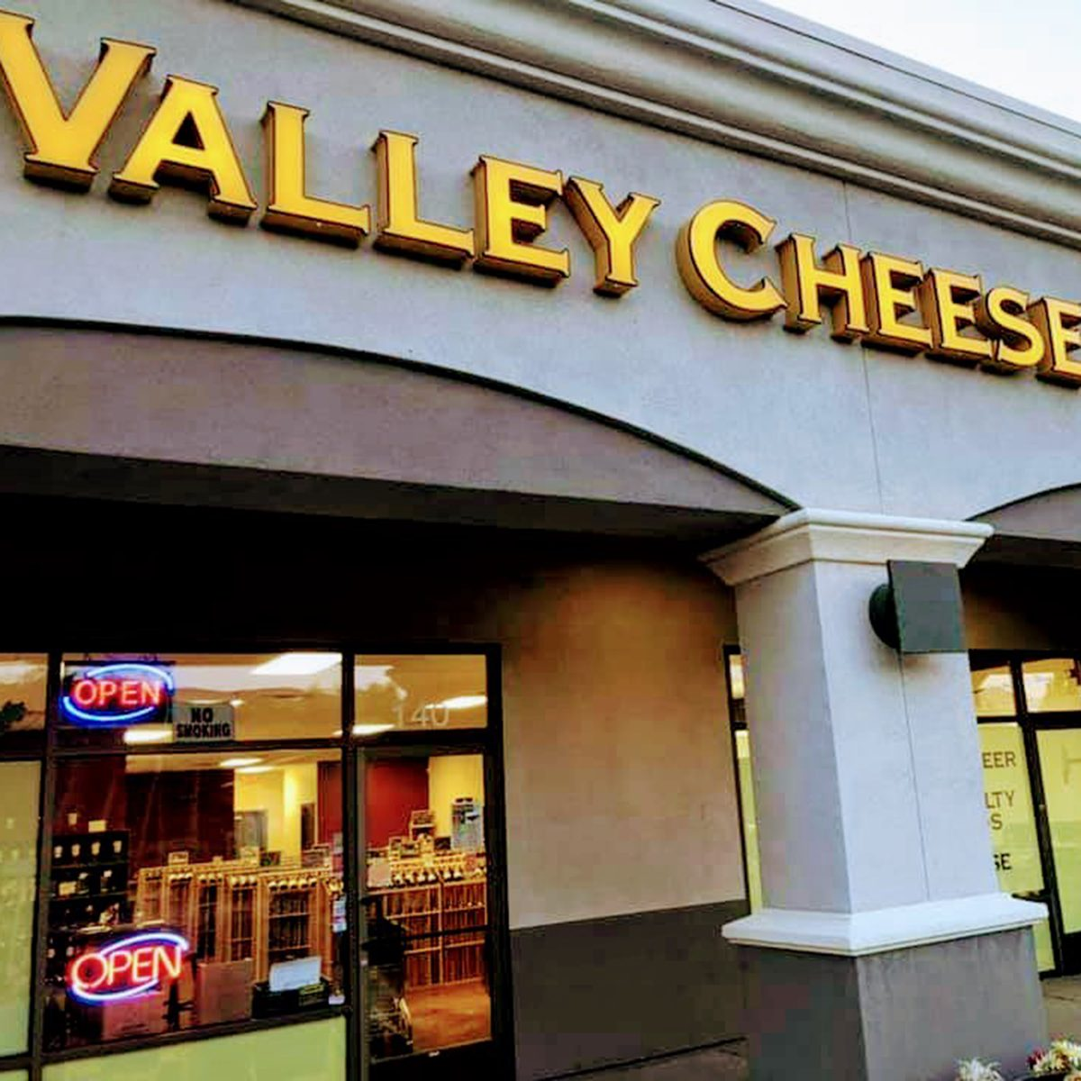 Valley Cheese and Wine