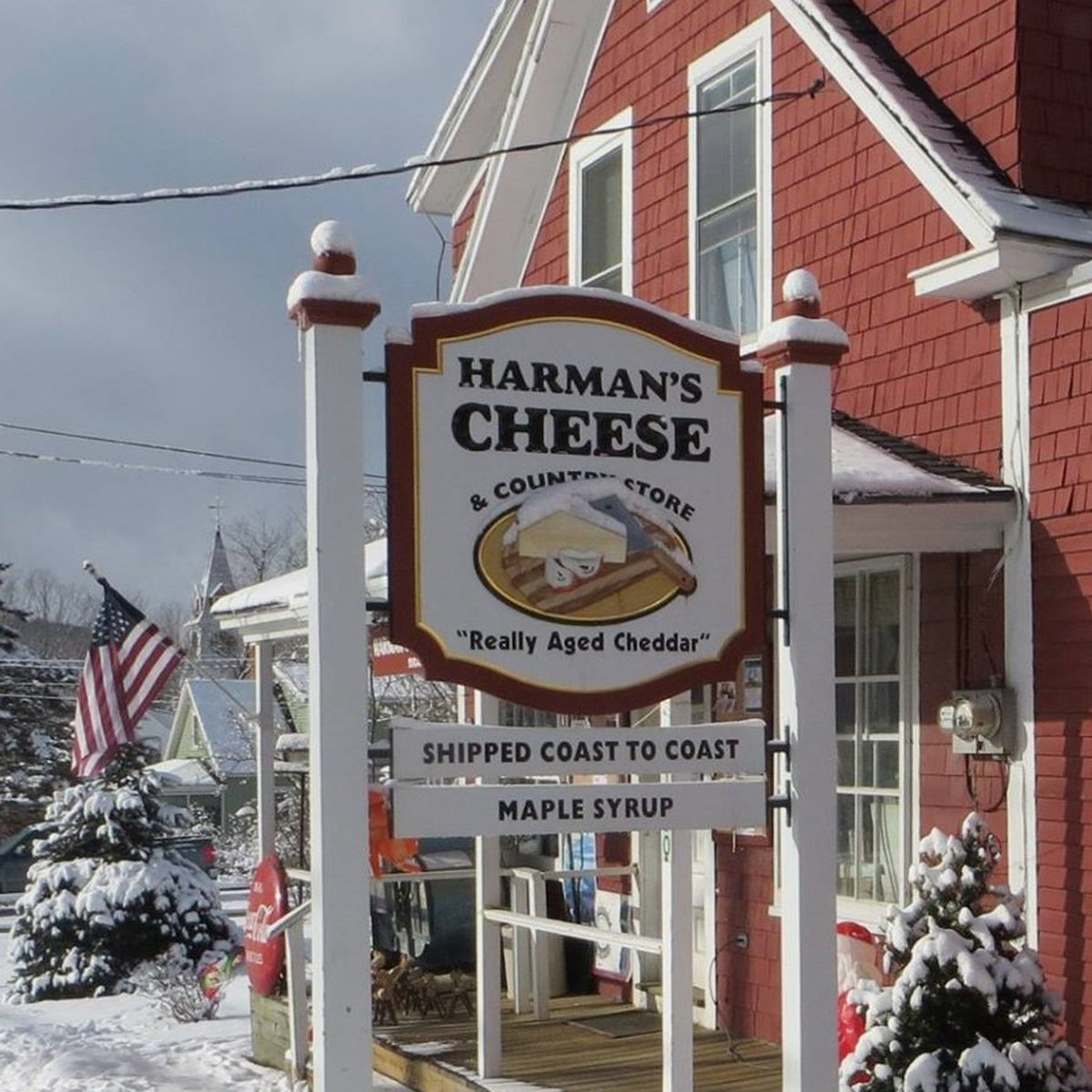 Harman's Cheese & Country Store