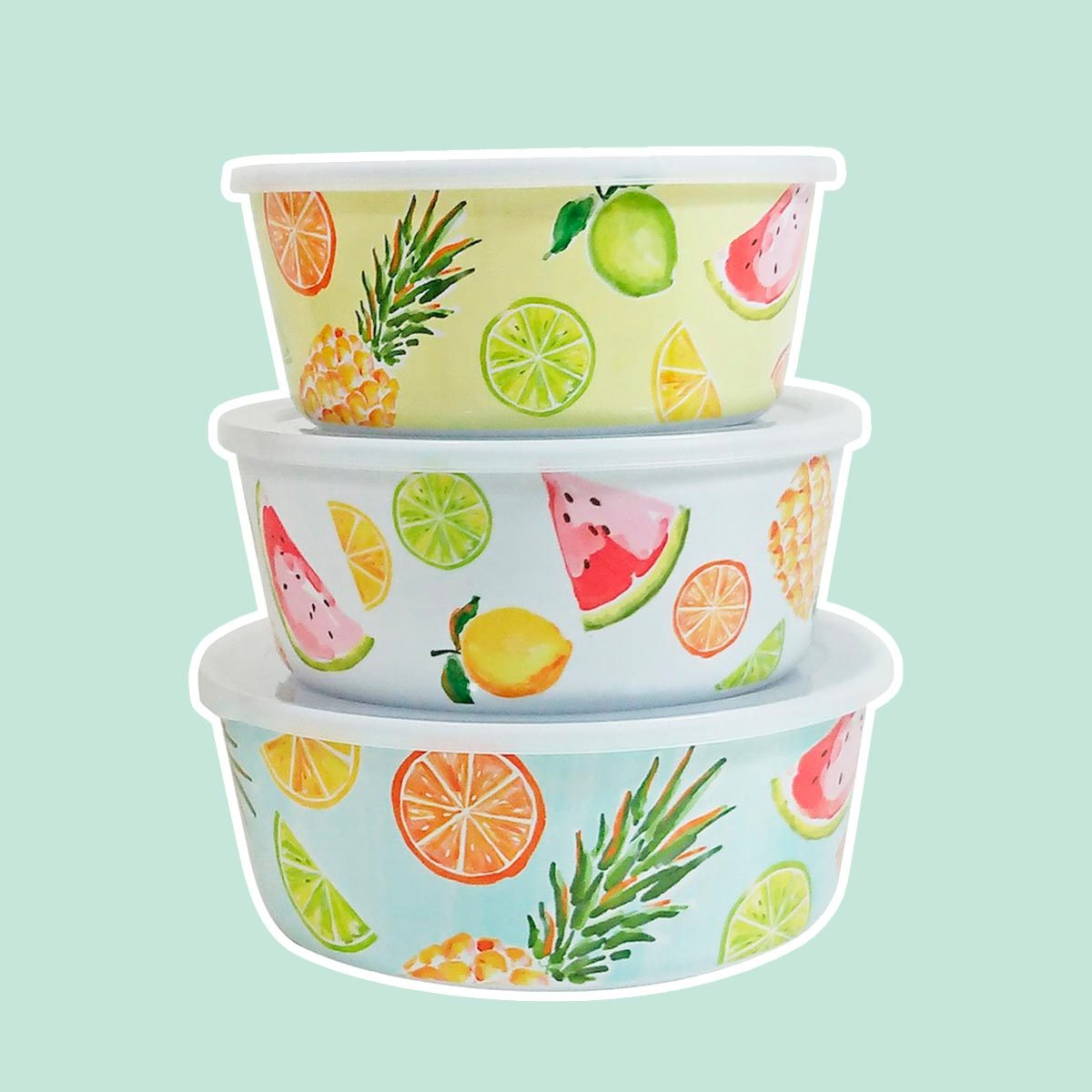 Fruity Snack Containers