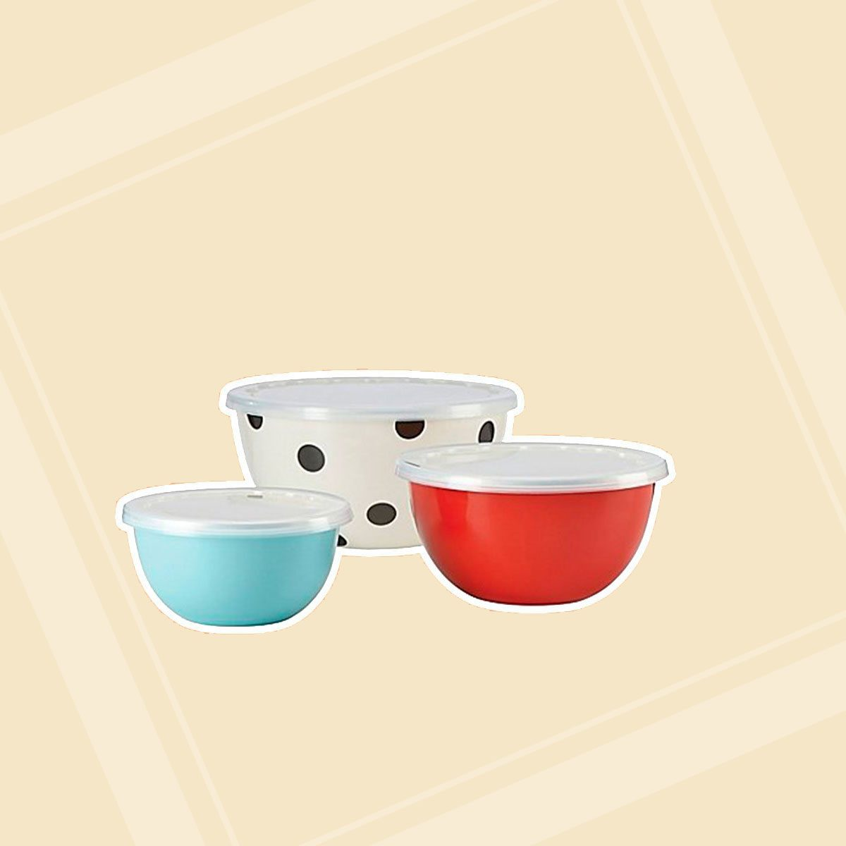 Kate Spade New York Serve and Store Bowls