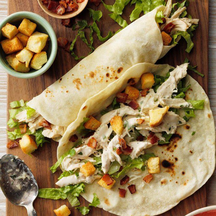 Slow Cooked Chicken Caesar Wraps Exps Scm2bz20 191086 E01 22 7b 15