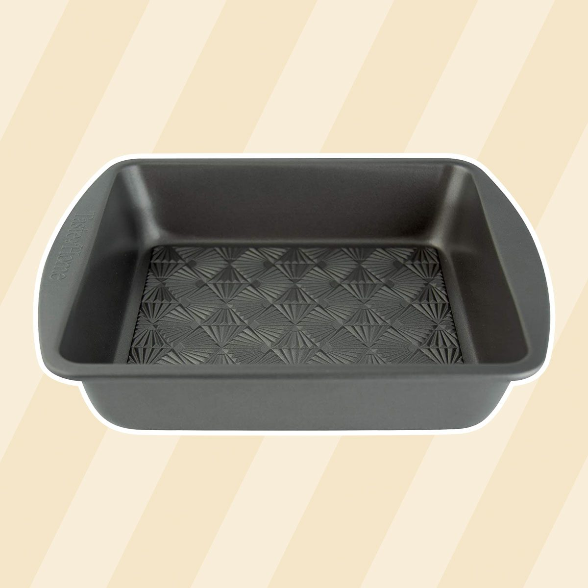 Taste of Home 8-inch Non-Stick Metal Square Baking Pan