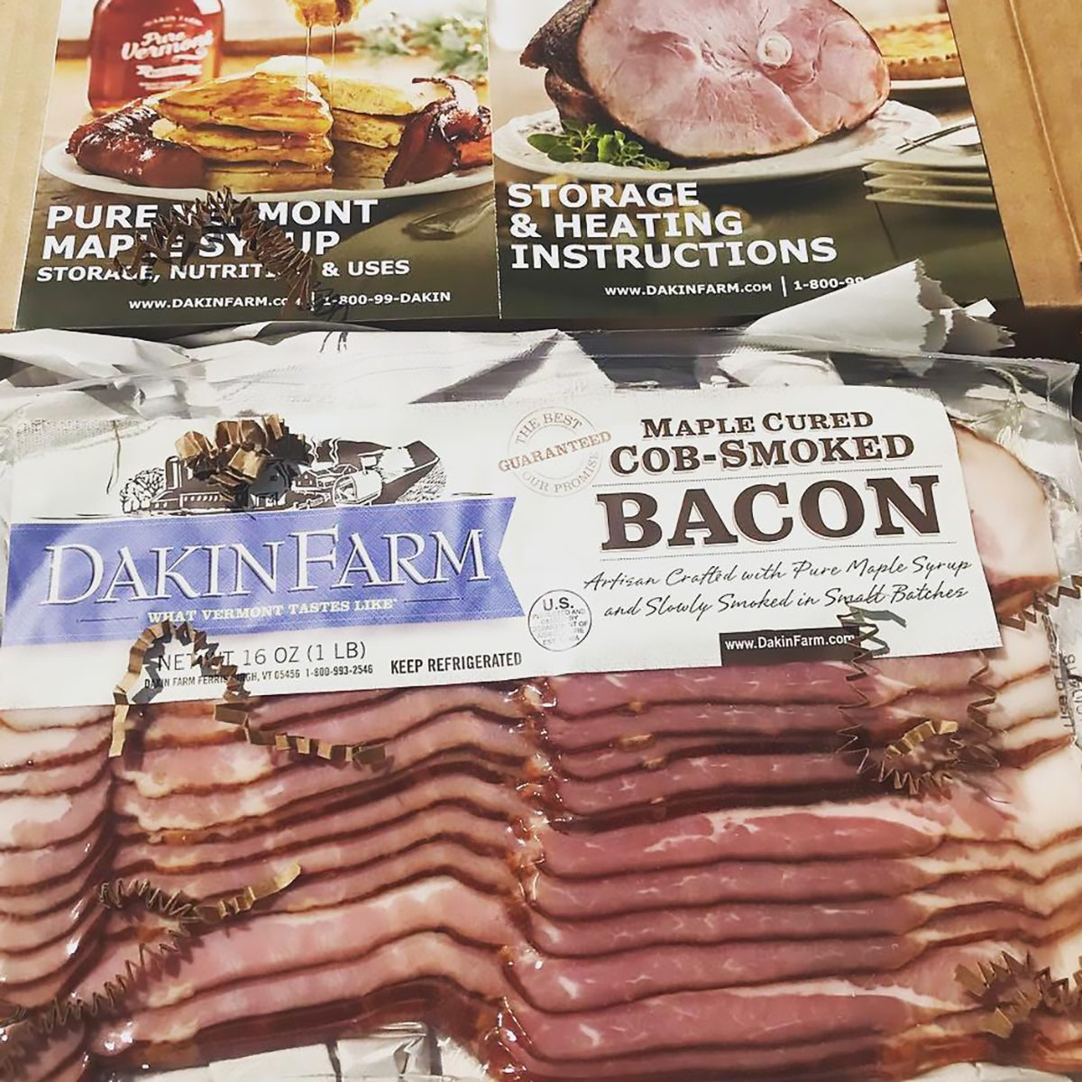 Best Bacon of Vermont