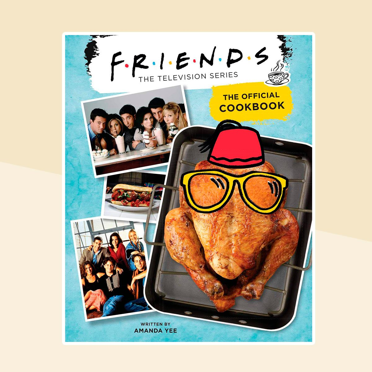 Friends: The Official Cookbook Hardcover  September 22, 2020
