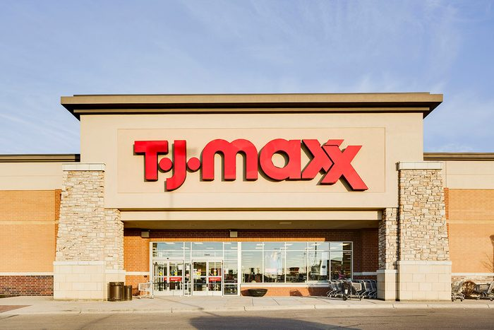 TJ Maxx at the Bridgewater Falls Lifestyle Shopping Center in Fairfield Township, OH (Photo by James Leynse/Corbis via Getty Images)