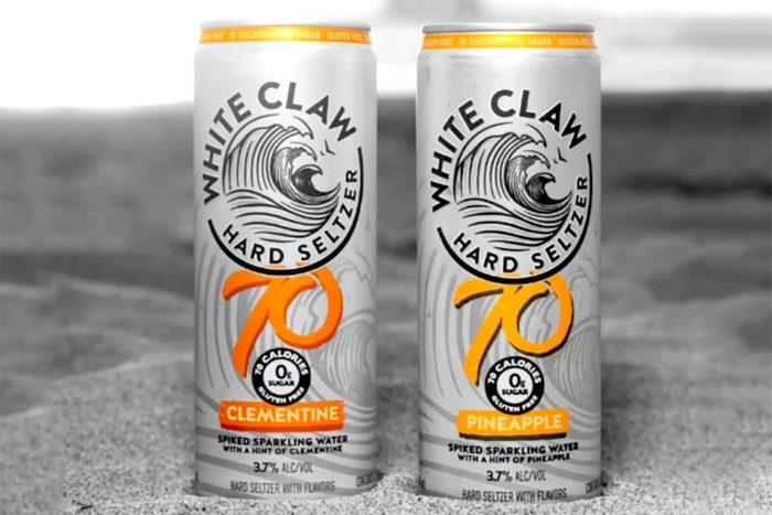 white claw 70