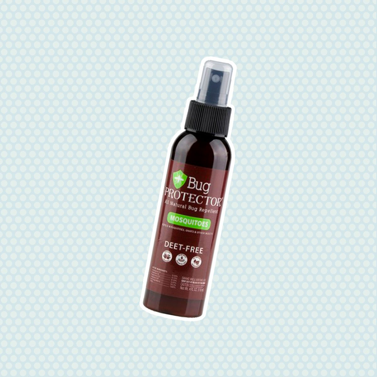 Bug Protector Mosquitoes All Natural Bug Repellent