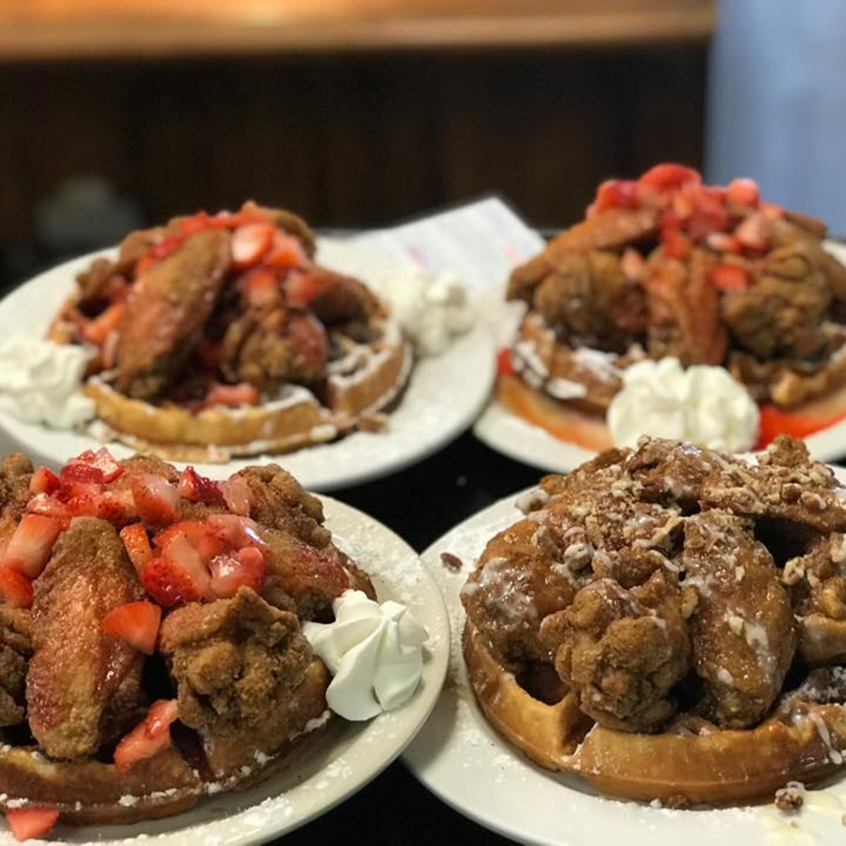 Ceci's Chicken & Waffles