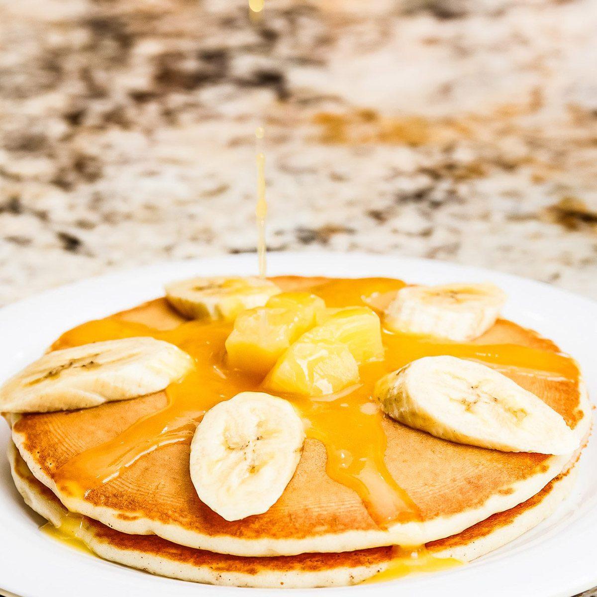 Citrus Breakfast & Lunch, Virginia Beach pancakes