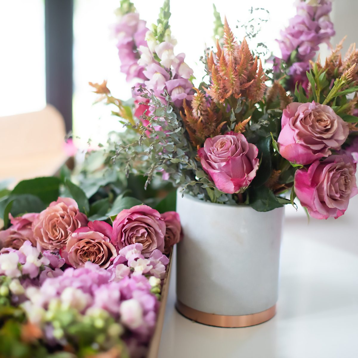 Matildas Bloombox bouquet