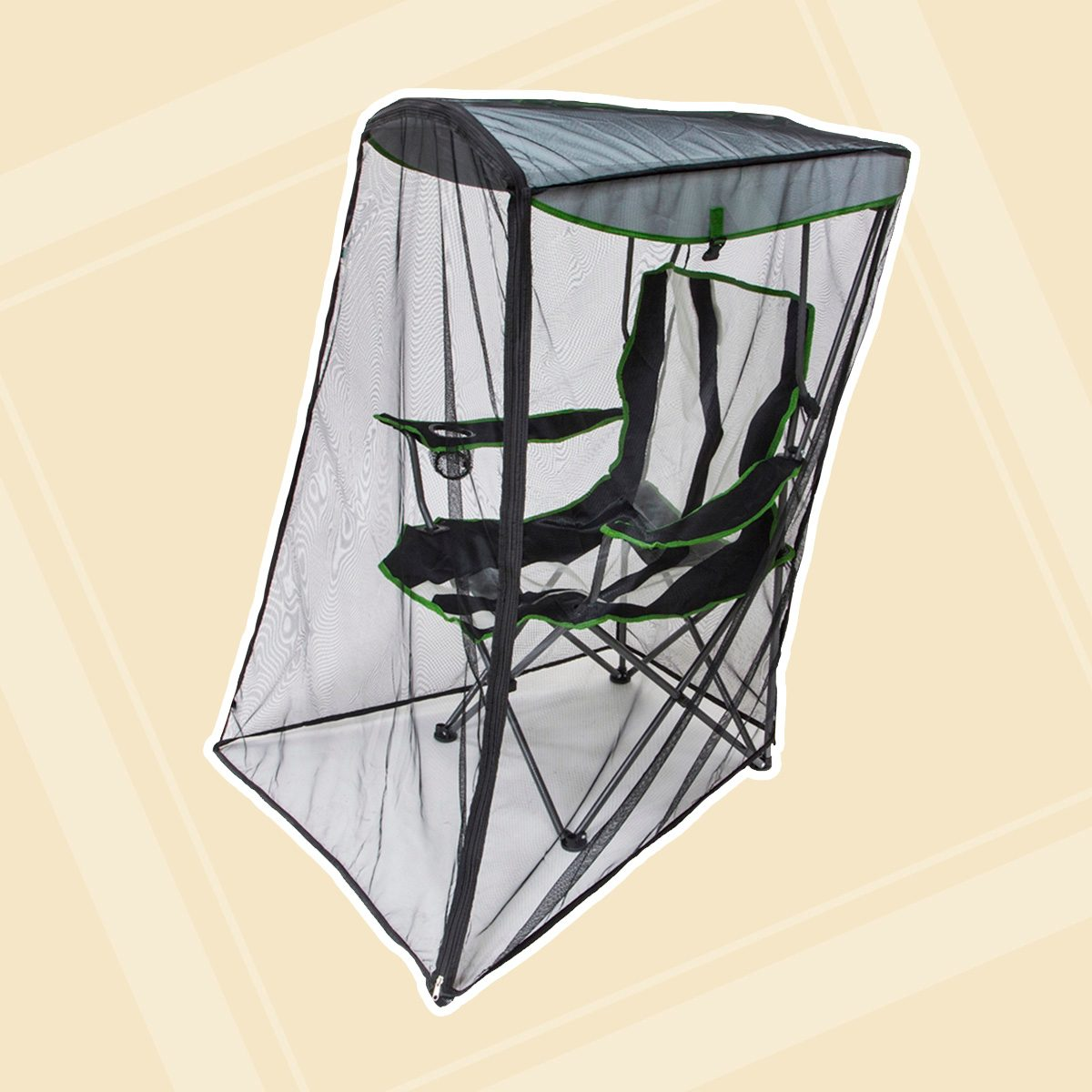 ORIGINAL CANOPY CHAIR WITH BUG GUARD