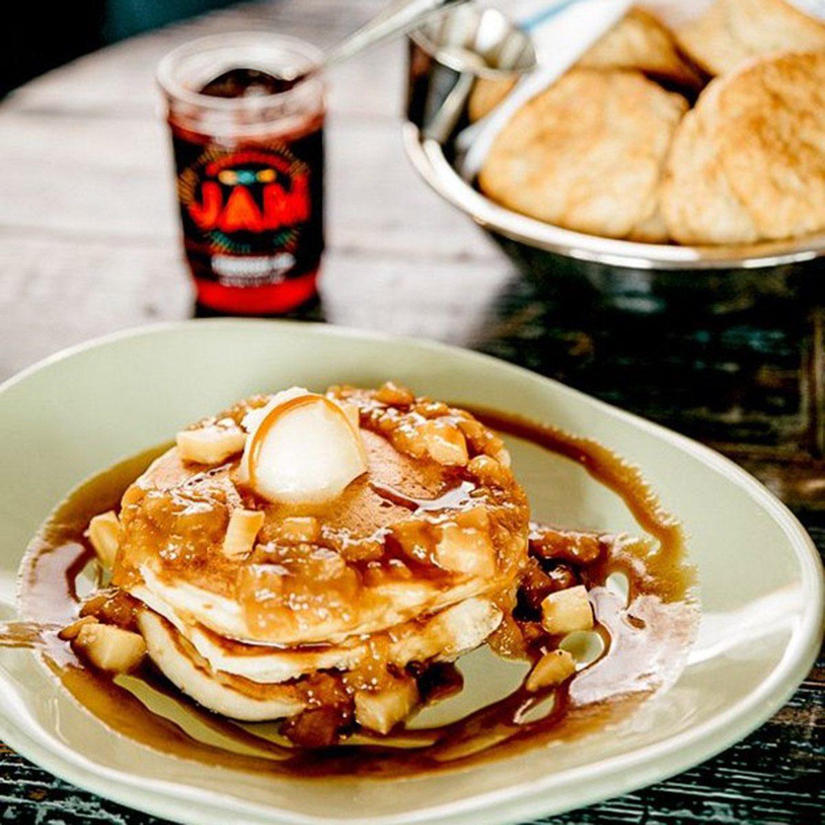 Neighborhood JAM, Norman pancakes