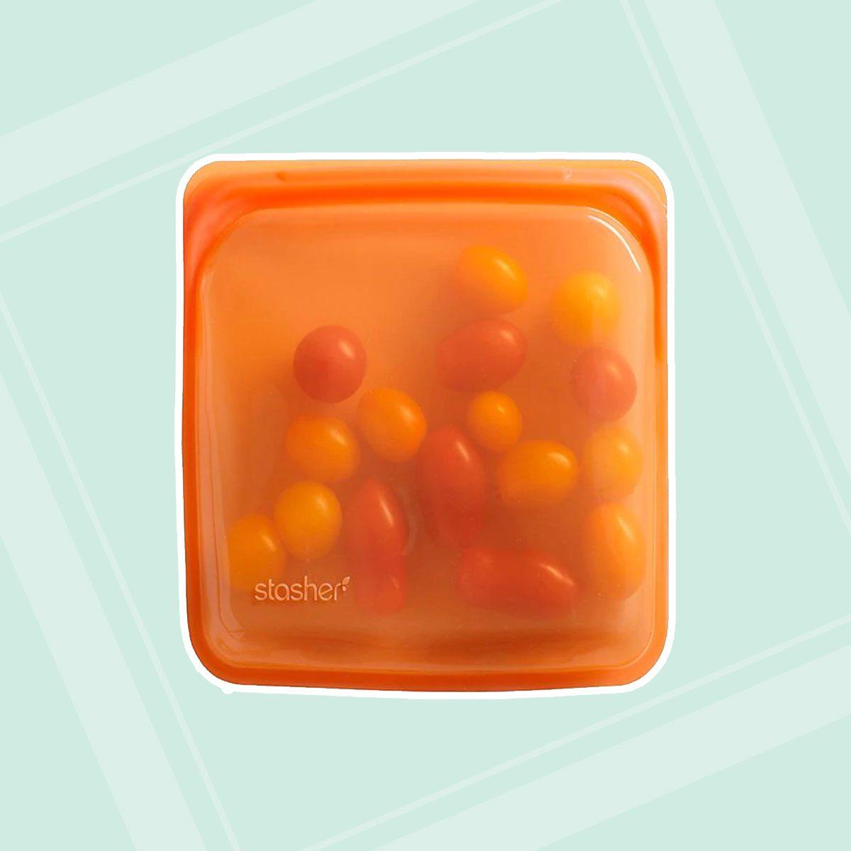Stasher Reusable 15 oz. Silicone Sandwich Storage Bag