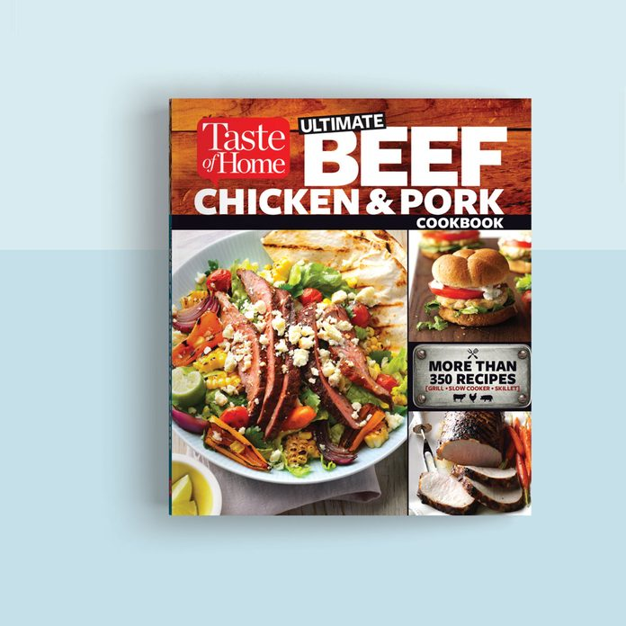 The Ultimate Beef, Chicken and Pork Cookbook