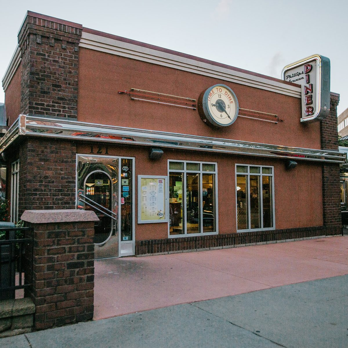 The Phillips Avenue Diner