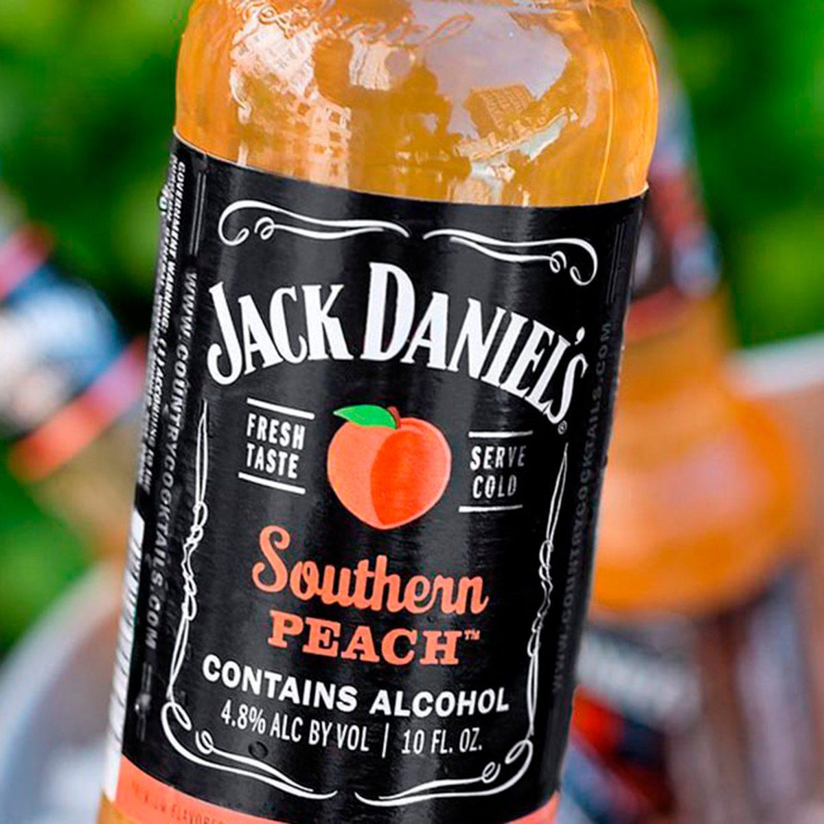 Jack Daniels Southern Peach Cocktail