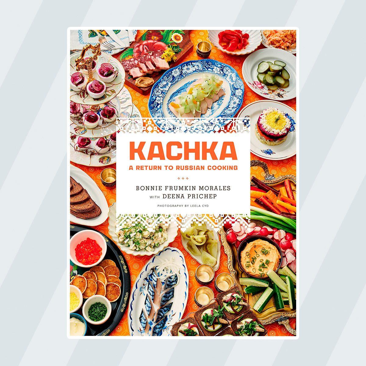 Kachka: A Return to Russian Cooking