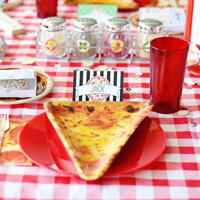 pizza ideas for Pizza birthday party ideas