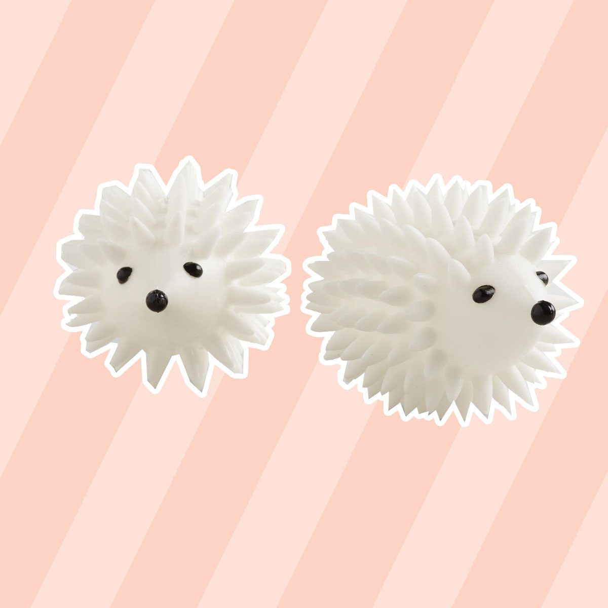 Hedgehog Dryer Balls, 2-Pack