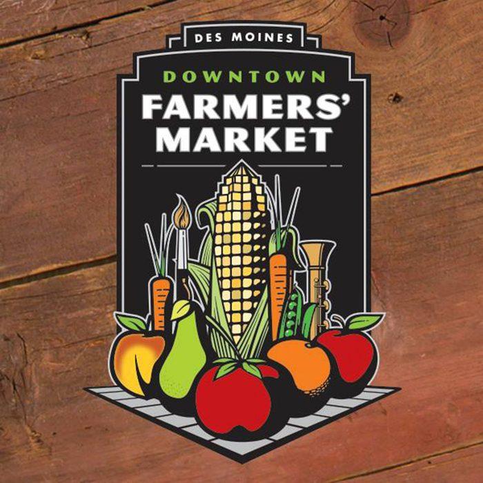 Des Moines' Downtown Farmers' Market