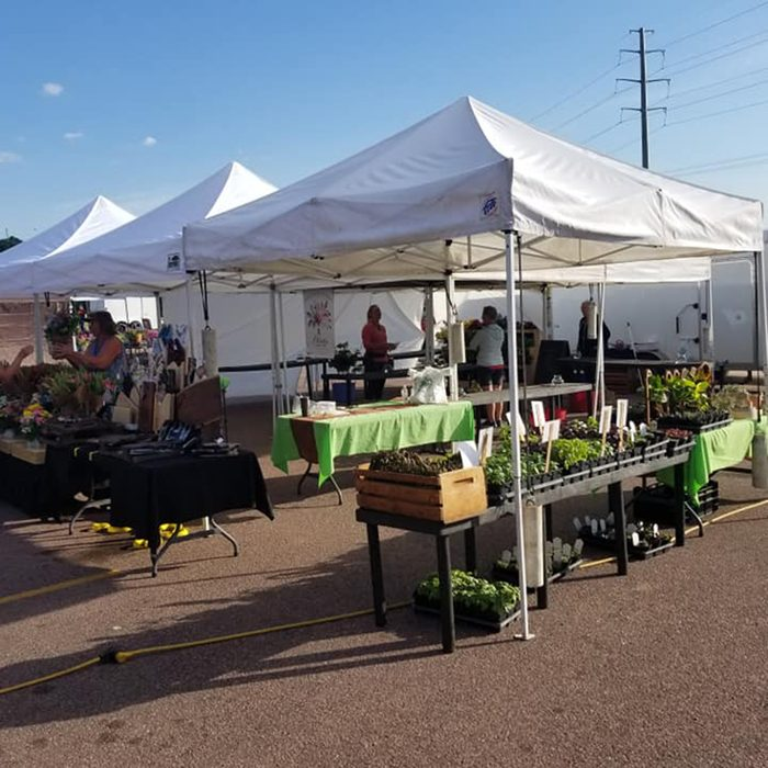 Falls Park Farmer's Market