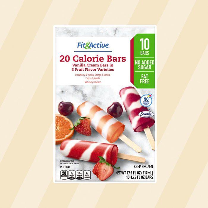 Fit Active 20 Calorie Bars