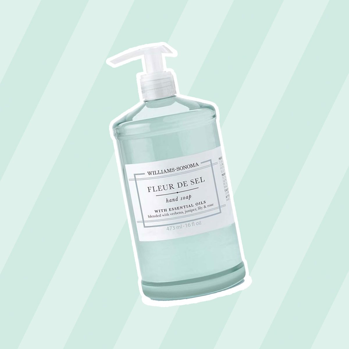 Williams Sonoma Fleur de Sel Hand Soap, 16oz.
