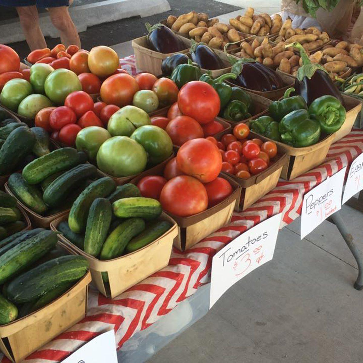 Frankenmuth Farmers Market