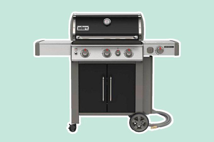 Genesis II E-335 3-Burner Natural Gas Grill