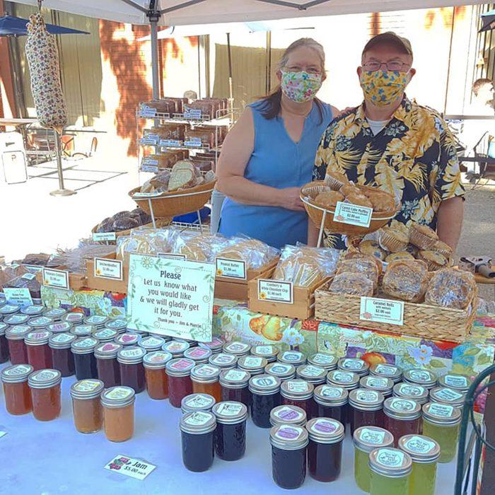Moscow Farmers Market Idaho