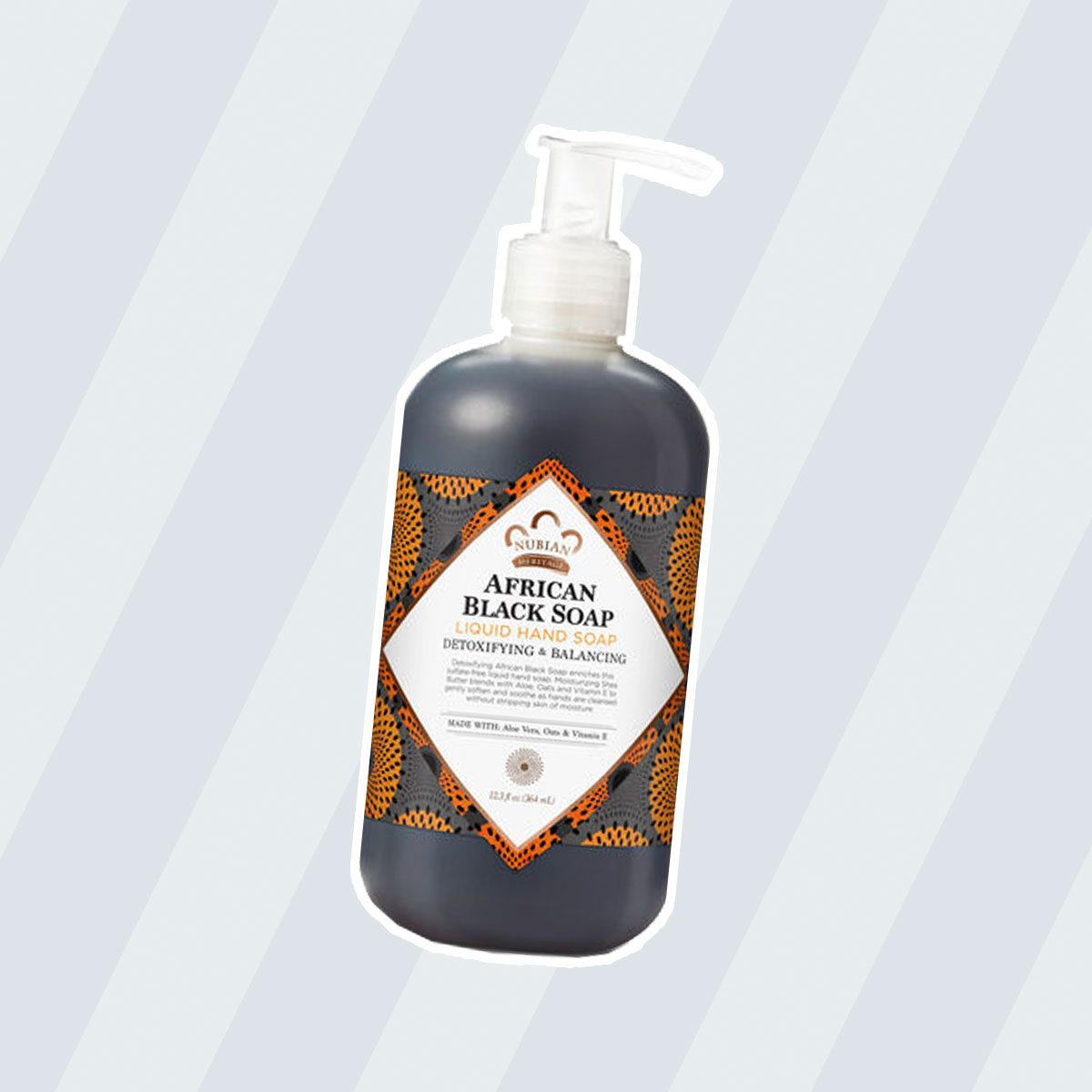 AFRICAN BLACK SOAP LIQUID HAND SOAP