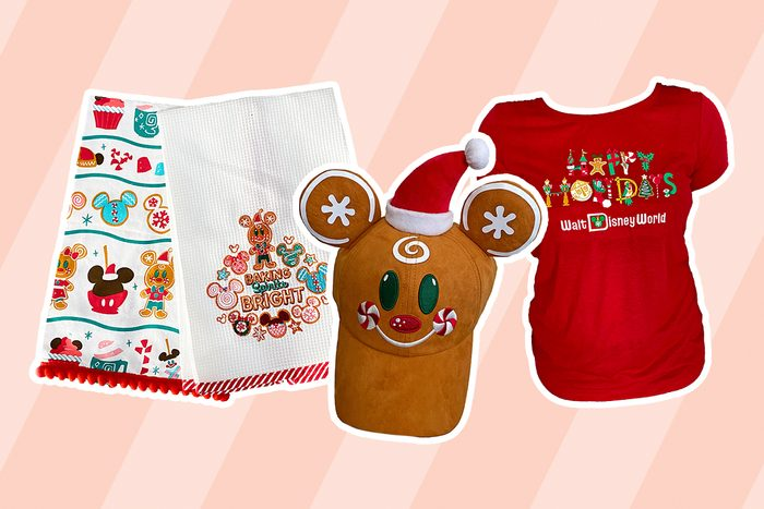 Disney Christmas in July sneak peek items
