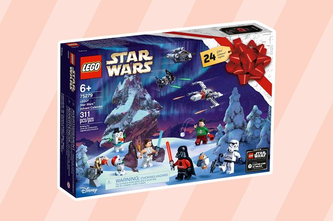 Disney Lego starwars advent calendar