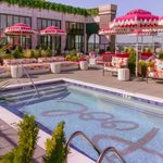 The Brand-New White Limozeen Rooftop Bar in Nashville Is Inspired By Dolly Parton