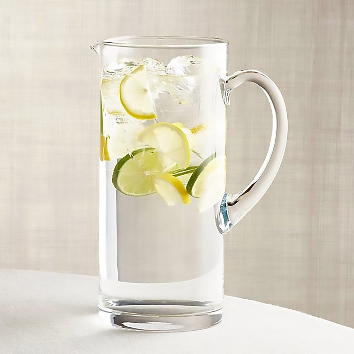 Peak 86 oz. Glass Pitcher