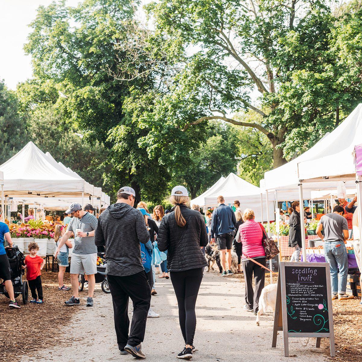 Green City Market - Lincoln Park