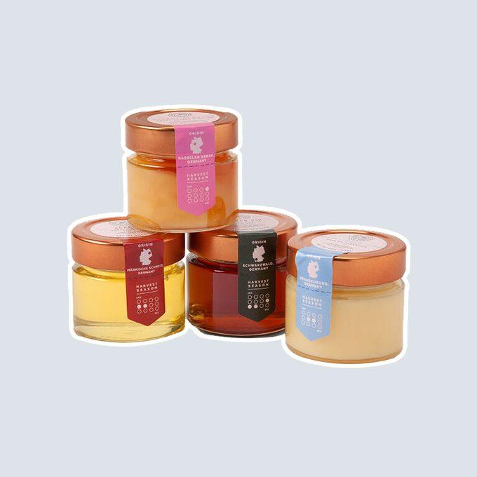 German Honey Sampler