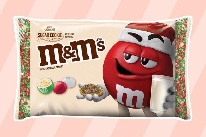 M&M's new sugar cookie flavor