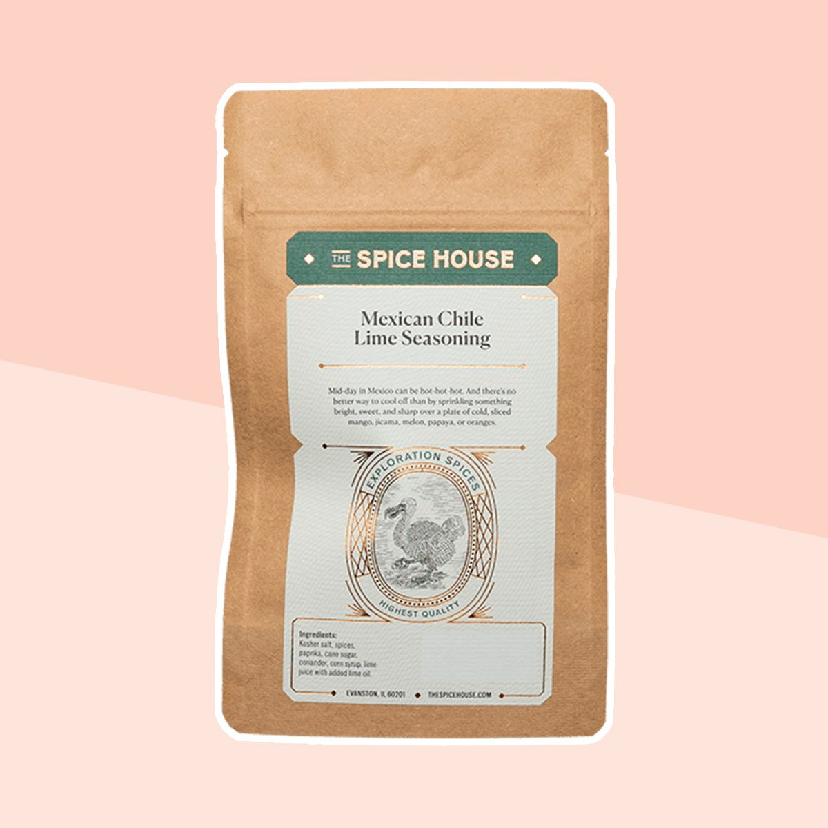 Mexican Chile Lime Seasoning