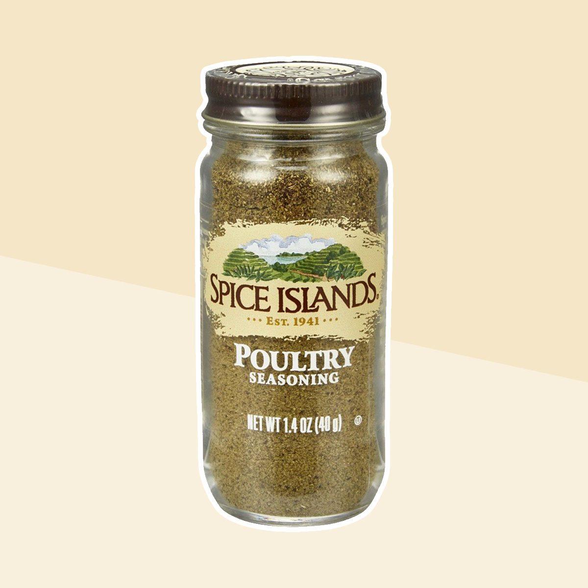 Spice Islands Gourmet Blends Poultry Seasoning 1.4 oz